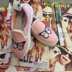 PINK ATTITUDE #new #collection #shopart #shopartmania #springsummer16 #adorage #style #pink #shoes #coolstyle #perfectstyle