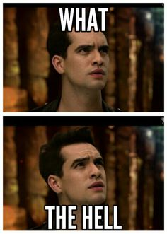 Brendon urie/ Panic! at the Disco
