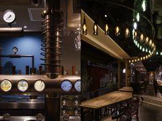 Délirium Café by DOYLE COLLECTION, Tokyo – Japan » Retail Design Blog