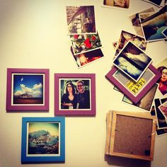 Cornici quadrate per stampe #Instagram #sticky9  #Square #frames for prints instagram  #home #fotografia #polaroid #stampa #cornici #photo #picture