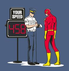 Exceeding the speed limit