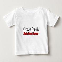 Accountants Make Great Lovers T Shirt, Hoodie Sweatshirt