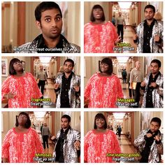 And when that day comes, go all out. | 30 Brilliant Life Improvement Tips From Tom Haverford
