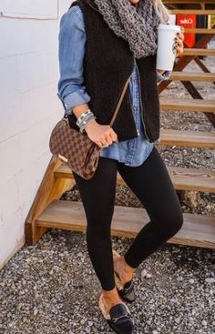 35 Stylish Winter Fashion Outfits for Teens Winter Outfits Women, Winter Outfits For Work, Casual Winter Outfits, Winter Fashion Outfits, Autumn Winter Fashion, Fall Outfits, Cute Outfits, Winter Weekend Outfit, Casual Weekend Outfit