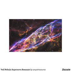 Veil Nebula Supernova Remnant