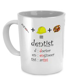 Dentist Mug dentist_mug