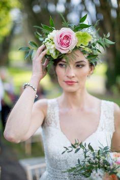 i5th Photography | Flowers: Lamber de Bie Flowers | Dress: Edel Tuite Bridal Design