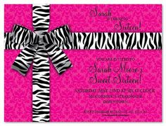 Pin by drevio invitation on free printable birthday invitation nice free template free printable zebra print birthday invitations filmwisefo