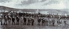 Boer Wapenschouwing or shooting competition before the South African War