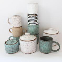 mugs, jars - rennes