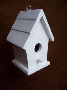 How to Build a Hobby Birdhouse  Feeder