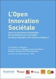 Livre Blanc sur les liens entre Open Innovation et Responsabilité Sociale d'Entreprise ... I Martin Duval