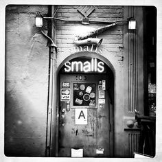 Smalls Jazz Club in New York, NY