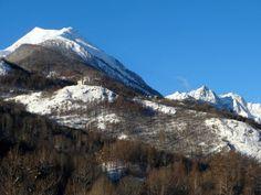 Puy-Saint-Vincent (Hautes-Alpes). Photo prise par Bernard PERALDO