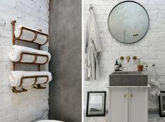 Cocinas de microcemento: todo lo que debes saber Decor Interior Design, Interior Decorating, Bedroom Photography, Roof Lantern, Ideas Hogar, Bespoke Kitchens, Cottage Interiors, Bathroom Fixtures, Bathrooms