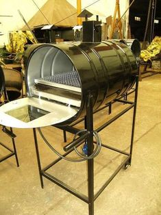 Ovens & nbspde & nbsptambor & with gas packaging and net, painted high temperature paint and enlozados of 1 or 2 trays, front door with . Oven Diy, Diy Grill, Wood Fired Oven, Wood Fired Pizza, Pizza Oven Outdoor, Outdoor Cooking, Best Portable Grill, Four A Pizza, Fire Pizza
