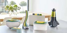 Joseph Joseph lança novas cores para seus utensílios domésticos