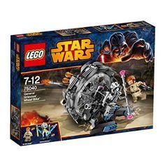 LEGO Star Wars - General Grievous' Wheel Bike, playset (75040)