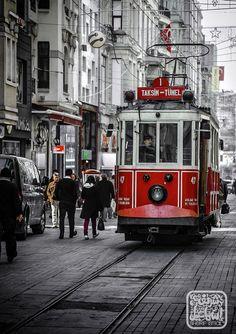 Istanbul Tramway by Sherif Ismail – Photo 51370956 / – Photography Beauty Photography, Street Photography, Landscape Photography, Turkey Photos, Istanbul Travel, Go Kart, House Landscape, City Aesthetic, Istanbul Turkey