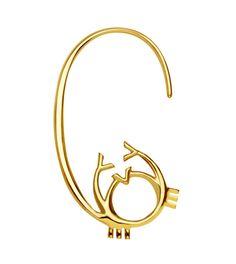 La boucle d'oreille cancer de Louis Vuitton http://www.vogue.fr/joaillerie/le-bijou-du-jour/diaporama/les-boucles-doreilles-fortune-signe-du-zodiaque-de-louis-vuitton/23133#la-boucle-doreille-cancer-de-louis-vuitton