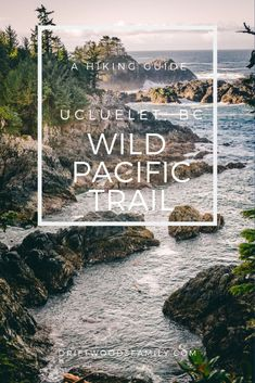 The Wild Pacific Trail in Ucluelet, BC The Wild Pacific Trail is like hiking in a living piece of art. Explore the 9 km of rugged trail that hugs the edge of the West Coast of Vancouver Island. Ucluelet Bc, Hiking Guide, Hiking Trips, Hiking Places, Backpacking, Vancouver Island, Visit Vancouver, Best Hikes, Canada Travel