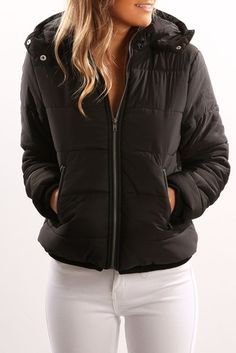 Baltimore Jacket Black