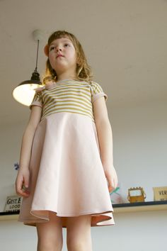 The hacked spin dress with tutorial   Compagnie-M
