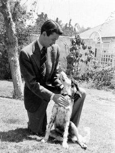 Jimmy Stewart and Beau
