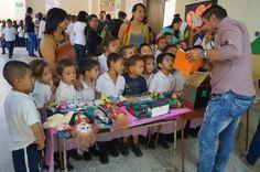 Gobernación fortalece capacidades de lectura y escritura de los estudiantes de primaria