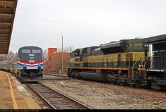 RailPictures.Net Photo: NS 1068 Norfolk Southern EMD SD70ACe at Schenectady, New York by John Sesonske