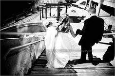 Michigan Wedding Photographers  www.ArisingImages.com  bride and groom on stairs Wedding Stairs, More Photos, Michigan, Photographers, Groom, Bride, Concert, Wedding Bride