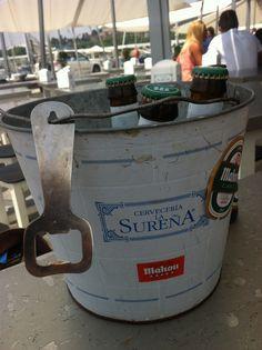Bucket beer @ Malaga