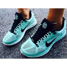 #nike #lunarglide Nike Women's Marathon Limited Editions - Tiffany Blue