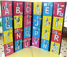 projet autour des albums de Stéphanie Blake Literacy, Worksheets, Alphabet, Kindergarten, Projects To Try, Holiday Decor, Recherche Google, Albums, Book