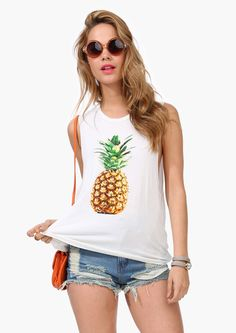 Is anyone else seeing pineapples EVERYWHERE all of a sudden?