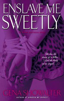 ★★★ Review: Enslave Me Sweetly (Alien Huntress, #2) by Gena Showalter