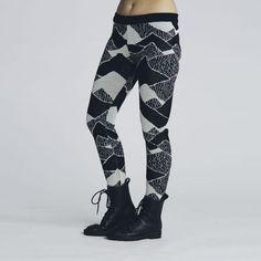 Vuori-leggingsit | Uhana Design