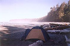 Hiking the West Coast Nootka Island - Calvin Creek