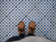 Hidraulic tiles, Porto