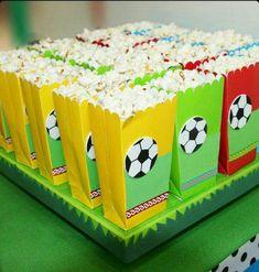 Fiesta con estilo de Futbol - Sugerencias Tu Fiestón