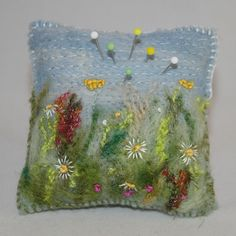 Meadow Pincushion  £7.50