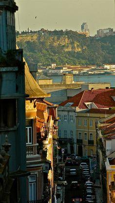 Lisbon Old Street!
