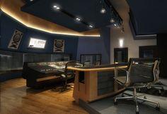 SSL Control Room, Village Studios. Guangzhou, China.