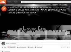 Exiled Asia Premier House Music DJ Mix Promotion Southeast Asia