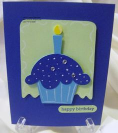 Cute and easy hand made birthday card