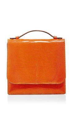 Small Cross Body Bag by HUNTING SEASON for Preorder on Moda Operandi