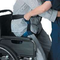 Transfer belts save caregiver backs. Wheelchair Accessories, Stroke Recovery, Massage, Adaptive Equipment, Mobility Aids, Alzheimer's And Dementia, Assistive Technology, Physical Therapist, Elderly Care