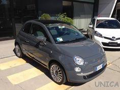 Fiat 500 1.2 Lounge usata, Benzina, € 10.300,- a Savigliano - Cuneo - Cn