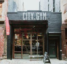 Todd Snyder city gym