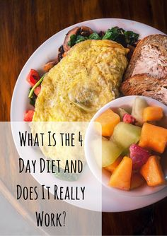 The 4 Day Diet, commonly called the 90 Days Diet or Rina Diet, is rapidly gaining popularity, but why? Can it be an effective, healthy way to lose weight over the course of several months? Get the low-down via @DIYactiveHQ #health #diet #nutrition #food #weightloss #4daydiet